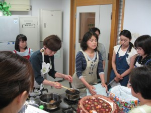 20140703松江お弁当講習会①