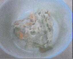 鮭と里芋のサラダ